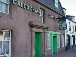 The Caledonian hotel, Beauly